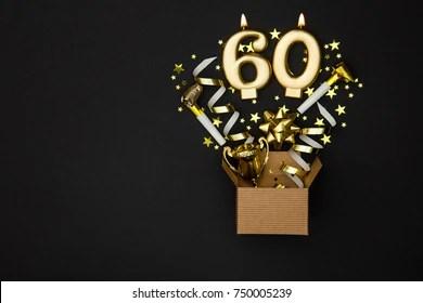 60th Birthday Bilder Stockfotos Und Vektorgrafiken Shutterstock