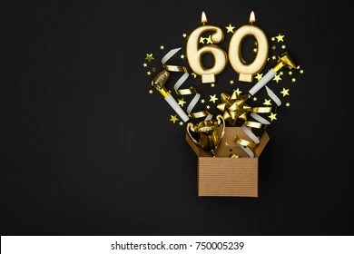 60th Birthday Images Stock Photos Amp Vectors Shutterstock