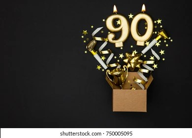 90th Birthday Images Stock Photos Amp Vectors Shutterstock