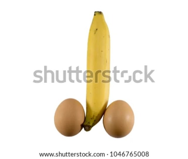 One Banana With Two Eggs Power Of Sex And Man Power Healthy Diet