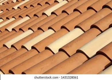 https www shutterstock com image photo red tile roof tiles on 1431328061
