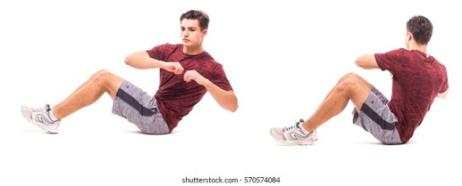 Image result for Russian Twists