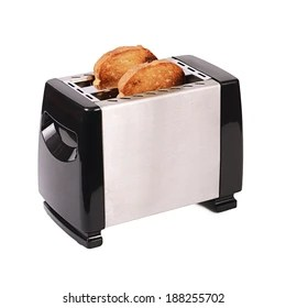 Electric Toaster Images  Stock Photos   Vectors   Shutterstock The silver toaster isolated on white background