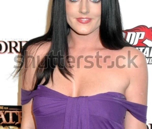 Sophie Dee At The Premiere Of Pirates 2 Orpheum Theatre Los Angeles