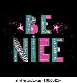 Nice Letters Images Stock Photos Vectors Shutterstock