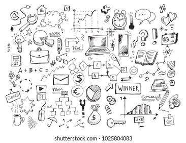 Imagenes Fotos De Stock Y Vectores Sobre Book Icon Hand Drawn