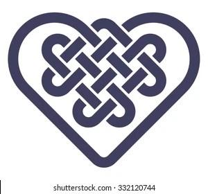 Download Love Knot Images, Stock Photos & Vectors | Shutterstock