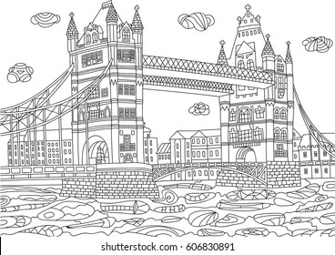 city coloring pages # 15
