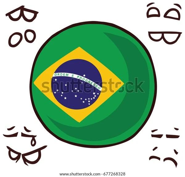 Brazil Countryball D Funny Post Imgur