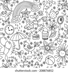 Doodles Life Images Stock Photos Vectors Shutterstock