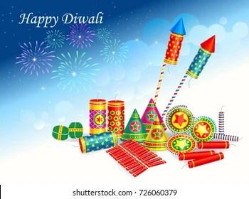 Diwali Crackers Images Stock Photos Vectors Shutterstock