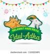 Idul Adha Images Stock Photos Vectors Shutterstock