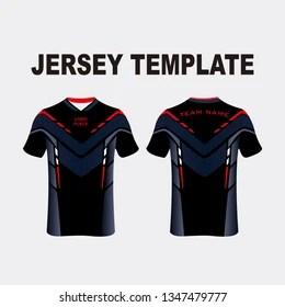 Download Esports Jersey Mockup Free - Free Download Image 2020