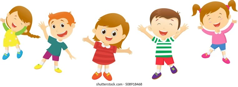 Cartoon Kids Images Stock Photos Vectors Shutterstock