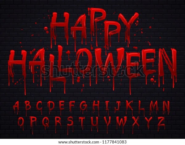 free halloween fonts # 57