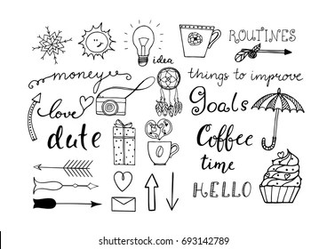 Coffee And Dates Stock Vectors Images Vector Art Shutterstock
