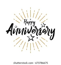 Happy Anniversary Images Stock Photos Vectors Shutterstock