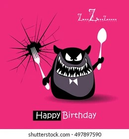 Funny Birthday Cartoons Images Stock Photos Vectors Shutterstock