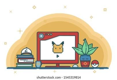 Pikachu Images Stock Photos Vectors Shutterstock