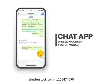 Test with real users without having to build anything, and gather feedback. Mockup Whatsapp Chat Psd Free Psd All Mockups Template Design Assets