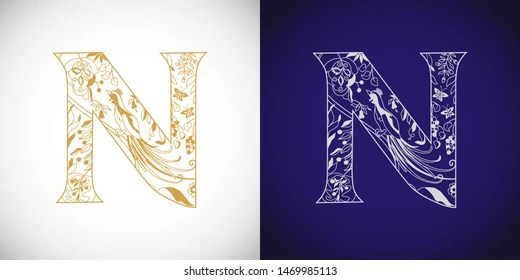 N Name Images Stock Photos Vectors Shutterstock
