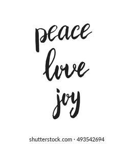 Download Love Joy Peace Images, Stock Photos & Vectors | Shutterstock