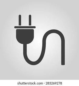 Electric Symbol Images  Stock Photos   Vectors   Shutterstock Electric symbol  Flat Vector illustration