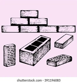 Brick Drawing Images Stock Photos Vectors Shutterstock