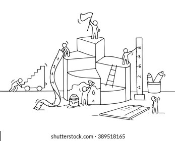 Drawn Construction Stock Illustrations Images Vectors