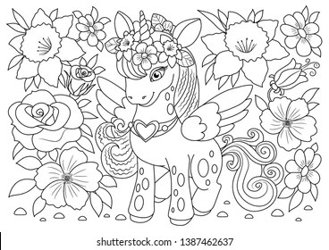 Coloring Book Images Stock Photos Vectors Shutterstock