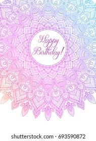 Happy Birthday Yoga Images Stock Photos Vectors Shutterstock