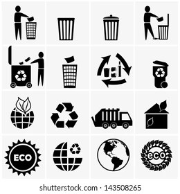 Waste Management Icon Images Stock Photos Amp Vectors