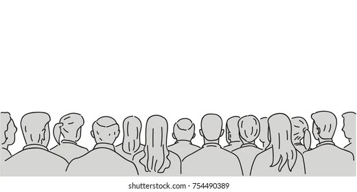 Audience Images, Stock Photos & Vectors