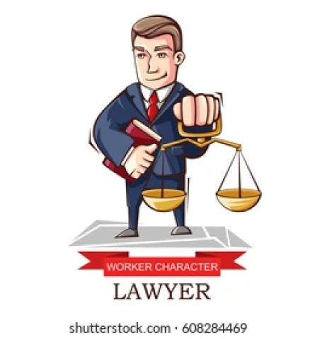 Lawyer Cartoons Images, Stock Photos & Vectors | Shutterstock