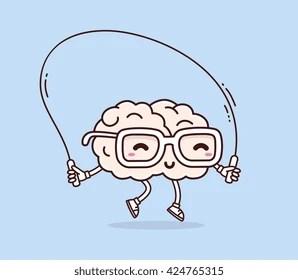 Imagenes Fotos De Stock Y Vectores Sobre Cerebro Feliz Shutterstock