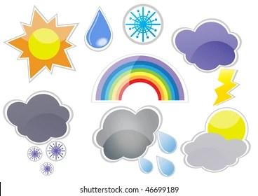 Weather Clipart Images Stock Photos Vectors Shutterstock