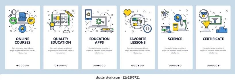 Art Education Certificate Images Stock Photos Vectors