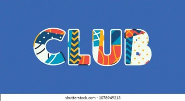 Club Word Images, Stock Photos & Vectors | Shutterstock