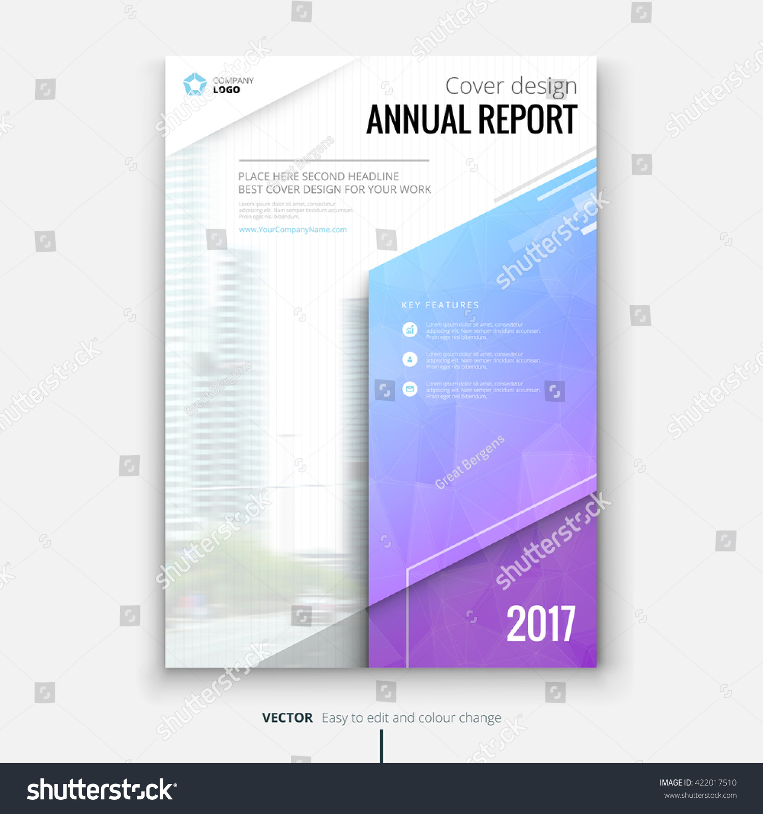 Royalty free Annual business report cover template                    soymujer co Report Template Microsoft Word Templates O Taoxi