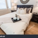 Luxury Bedroom Contemporary Design Reclaimed Wood Stock
