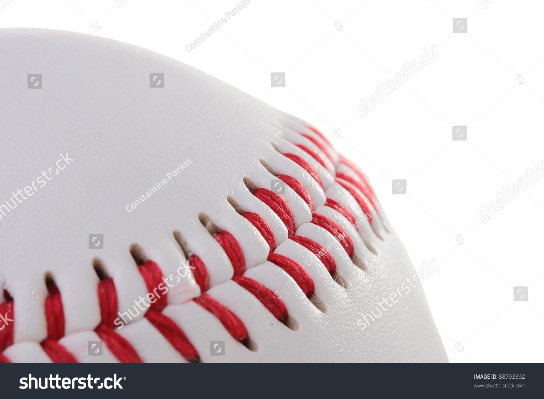 Baseball Stitching Pattern