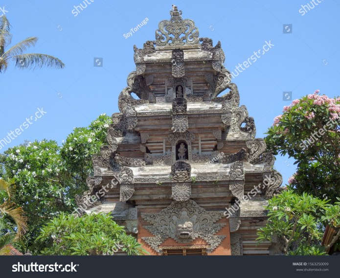 Bali Asia Indonesia Culture Statues City Stock Photo Edit Now 1563250099