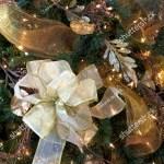 Beautiful Vignette Christmas Tree Decorations Puffy Stock Photo Edit Now 8669218