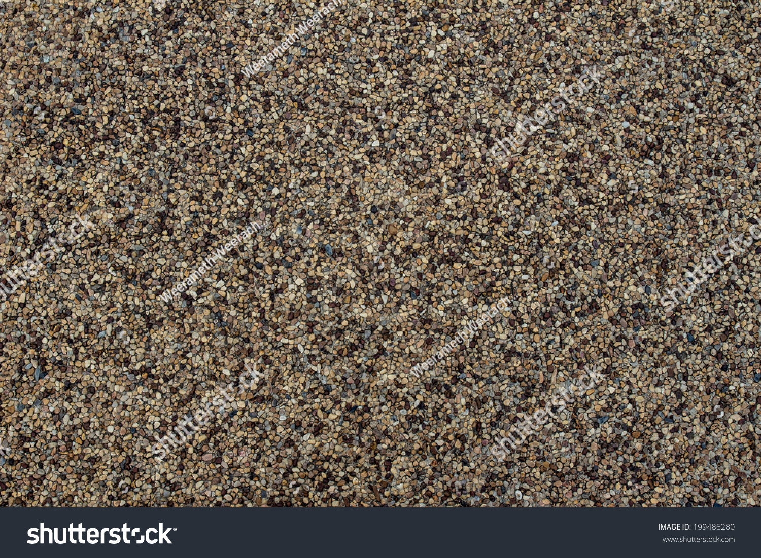 Dark Grey Pea Gravel