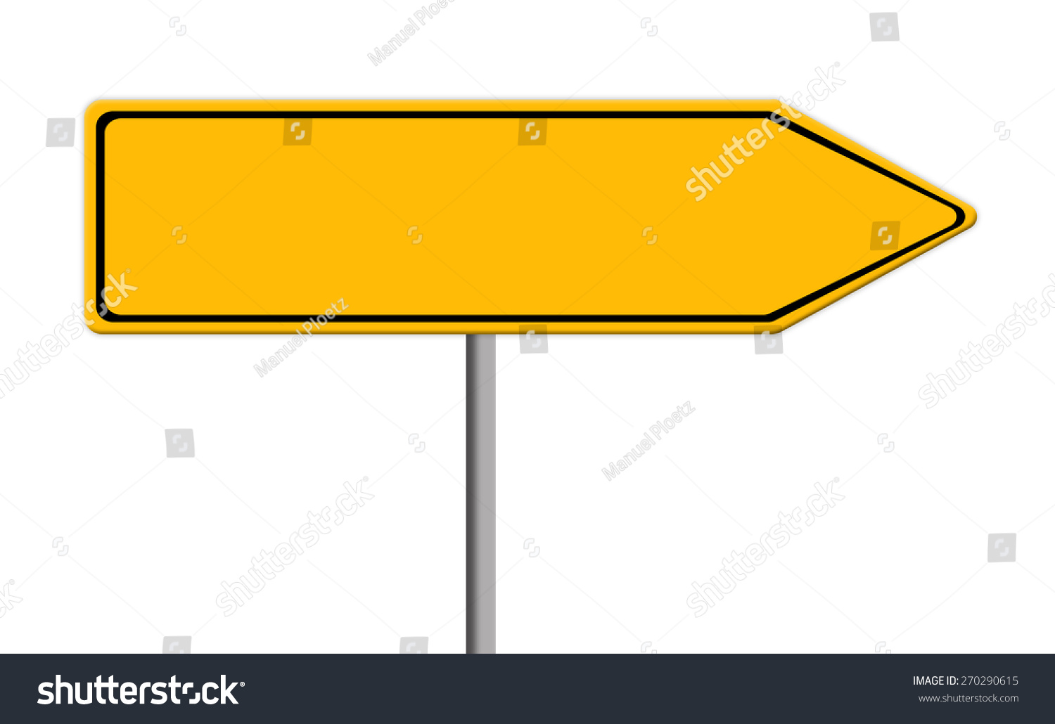 Blank Traffic Sign Templates
