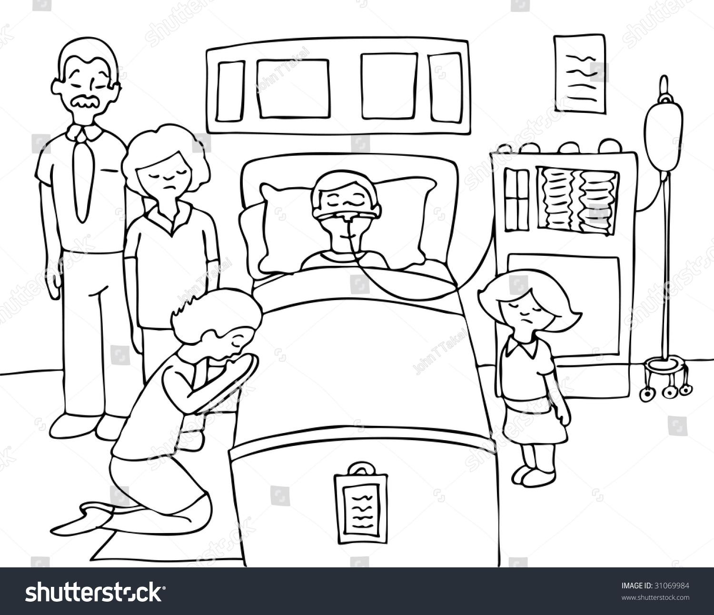 Prayer Mother Hospital