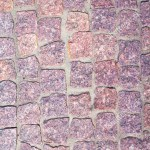 Fragment Granite Pavers Different Color Schemes Stock Photo Edit Now 1150136540