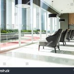 Row Chairs Executive Office Waiting Room Stock Photo Edit Now 1082811140