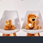 Three Cute Stuffed Animal Toys On Stock Photo Edit Now 1017018016