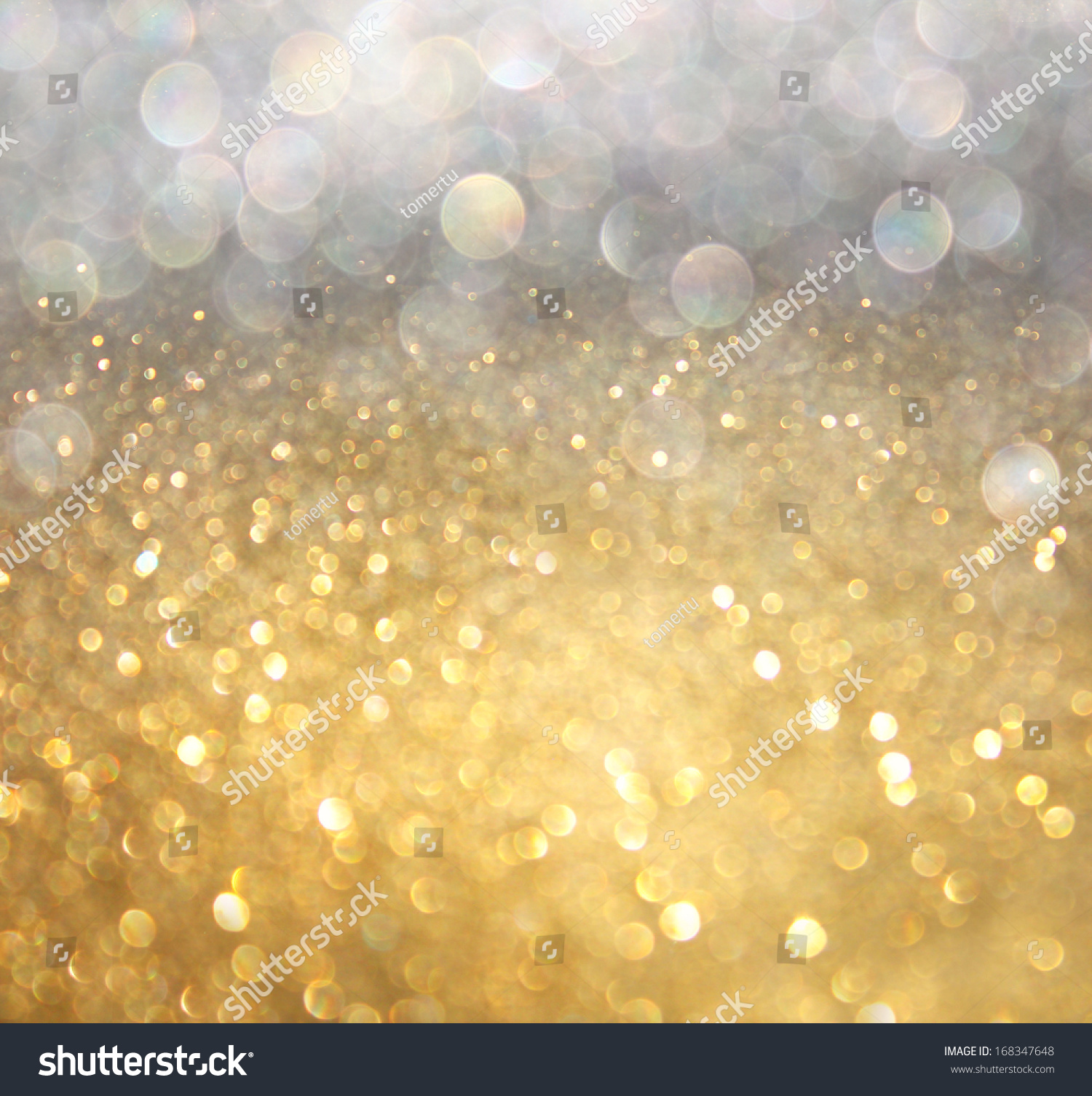 Background Silver Yellow Logo Diamond
